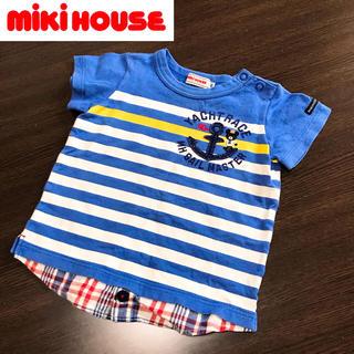ミキハウス(mikihouse)のミキハウス miki house Tシャツ 80(Tシャツ)