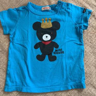 ミキハウス(mikihouse)のミキハウス☆半袖T80cm(Tシャツ)
