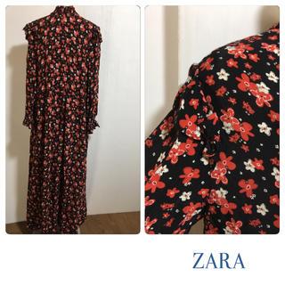 ザラ(ZARA)のZARA(*^^*)689(ロングワンピース/マキシワンピース)
