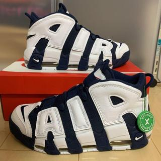 AIR MORE UPTEMPO OLYMPIC 2020 27cm