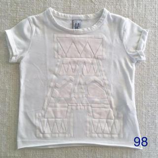 ザラ(ZARA)のZara カットソー 98(Tシャツ/カットソー)