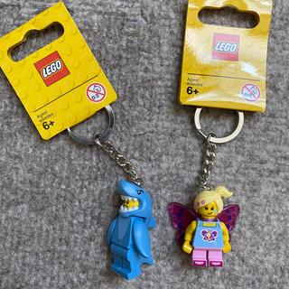 レゴ(Lego)のレゴ キーホルダー 2個(知育玩具)