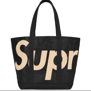 Supreme - supreme raffia tote bag