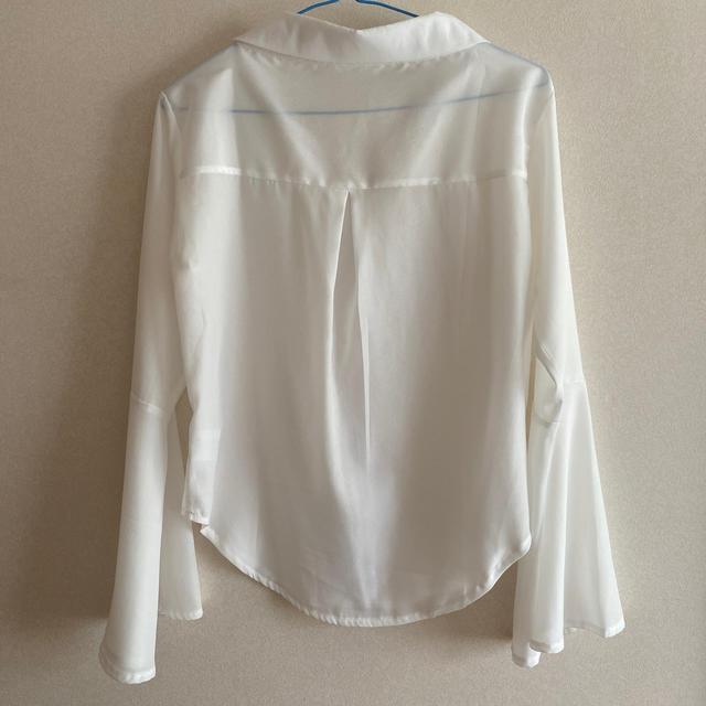 RESEXXY(リゼクシー)のRESEXXY☆シャツ レディースのトップス(シャツ/ブラウス(長袖/七分))の商品写真