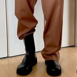 Calvin Klein - CALVIN KLEIN チャンキーソール ブーツ sullen