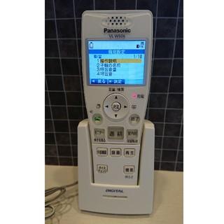 パナソニック(Panasonic)のワイヤレスモニター子機 パナソニックVL-W606 中古品(防犯カメラ)