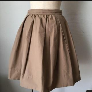 デミルクスビームス(Demi-Luxe BEAMS)のビームスフレアスカート36サイズ(ひざ丈スカート)