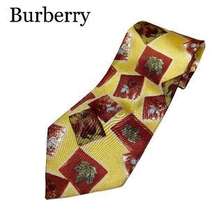バーバリー(BURBERRY)の◎高級素材【Burberrys】バーバリーズ ネクタイ メンズ ドレス ビジネス(ネクタイ)
