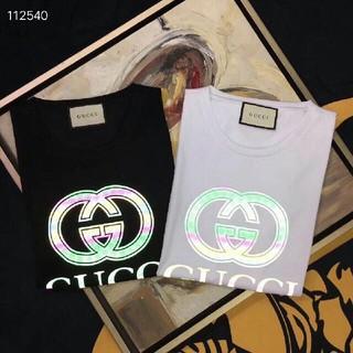 2枚8000円送料込み GUCCIグッチ Tシャツ 半袖 男女兼用