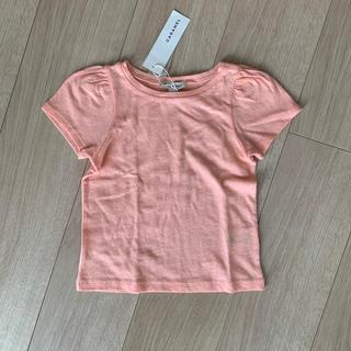 キャラメルベビー&チャイルド(Caramel baby&child )のcaramel 半袖 tシャツ 新品(Tシャツ/カットソー)