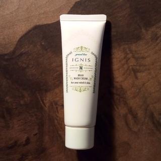 イグニス(IGNIS)のイグニス 洗顔 30g アルビオン サンプル(洗顔料)