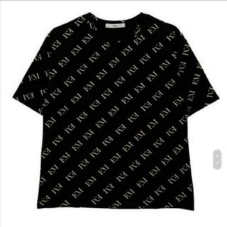 eimy istoire - eimy ノベルティ random EM monogram Tシャツ