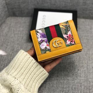 Gucci - 可愛 綺麗 ●美品  財.布 GG