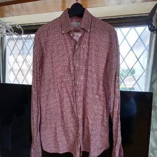 オリアン(ORIAN)のオリアン ORIAN ビンテージクラシック チェックシャツ スリムフィット(シャツ)