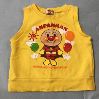 アンパンマン(アンパンマン)のアンパンマン タンクトップ 80㎝(タンクトップ/キャミソール)