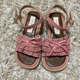 PINK HOUSE - ピンクハウス ベビー キッズ 靴 サンダル