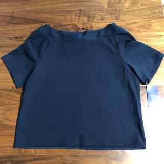 SHIPS - Tシャツ カットソー トップス 新品未使用 ネイビー