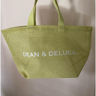 DEAN & DELUCA - ディーン&デルーカ メッシュトートバッグ