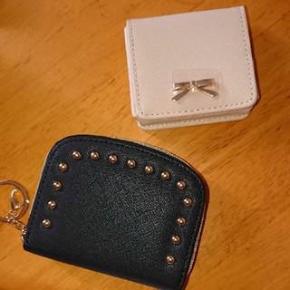 シマムラ(しまむら)のMUMUさんカードケース&コインケースセット(コインケース)