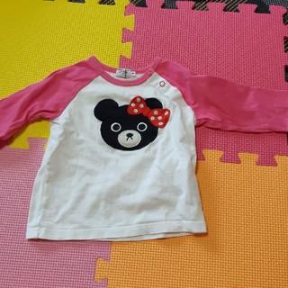 ミキハウス(mikihouse)のミキハウス ロンT(Tシャツ)