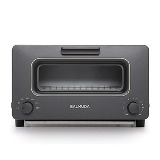 バルミューダ(BALMUDA)の新品BALMUDA The Toaster K01E-KG ブラック(調理機器)
