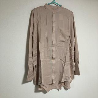 ミスティウーマン(mysty woman)のmysty woman バンドカラーシャツ(シャツ/ブラウス(長袖/七分))
