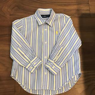 ラルフローレン(Ralph Lauren)のラルフローレン キッズシャツ 100 ✨美品です✨(その他)