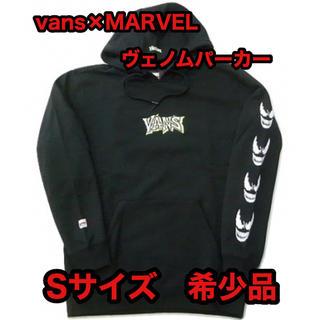 VANS - vans×MARVEL Venom Pullover Hoodieベノムパーカー