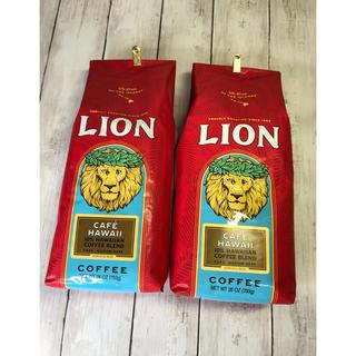コストコ(コストコ)のライオンコーヒー793g×2パック(コーヒー)