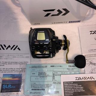 ダイワ(DAIWA)の新品未使用 電動リール ダイワ レオブリッツ S500J 保証期間内(リール)