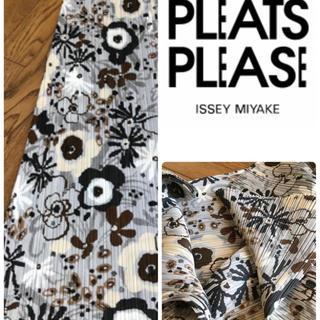 PLEATS PLEASE ISSEY MIYAKE - プリーツプリーズ・イッセイミヤケ☆ロングスカート☆