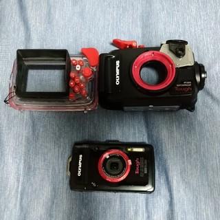 OLYMPUS - 水中カメラ OLYMPUS TG-2&ハウジング PT-053