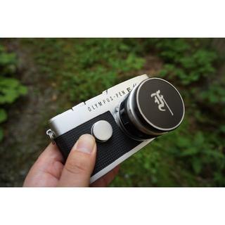 オリンパス(OLYMPUS)の【値下げ】Olympus Pen-FT Zuiko 38mm F2.8(フィルムカメラ)