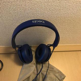 ビーツバイドクタードレ(Beats by Dr Dre)のBeatsヘッドフォン(ヘッドフォン/イヤフォン)