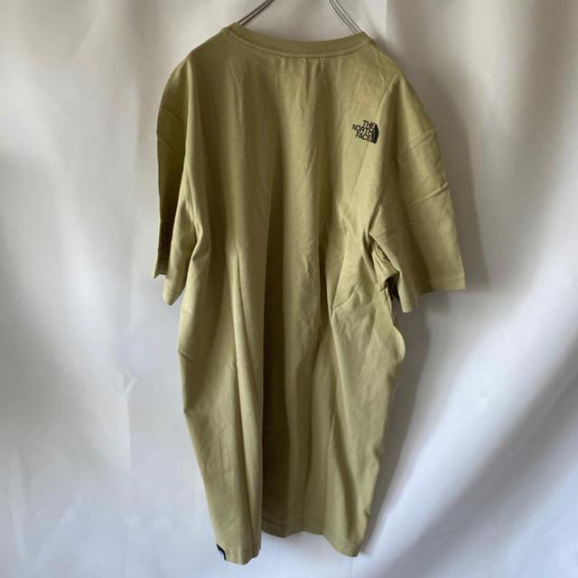 THE NORTH FACE(ザノースフェイス)の新品 ノースフェイス Tシャツ ベージュ L メンズのトップス(Tシャツ/カットソー(半袖/袖なし))の商品写真