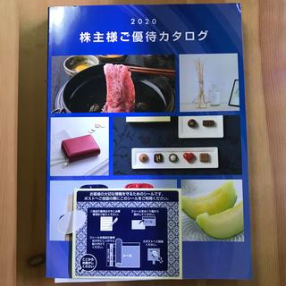 エクセディ 株主優待カタログ 3000円分(その他)
