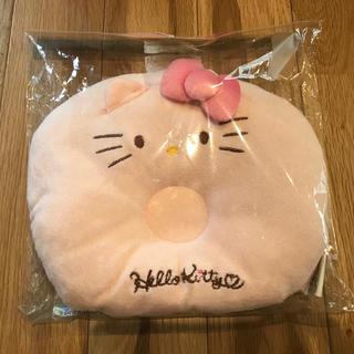 サンリオ(サンリオ)の新品 ハローキティ ベビー 枕 新生児 赤ちゃん ピンク パイル ピロー(枕)