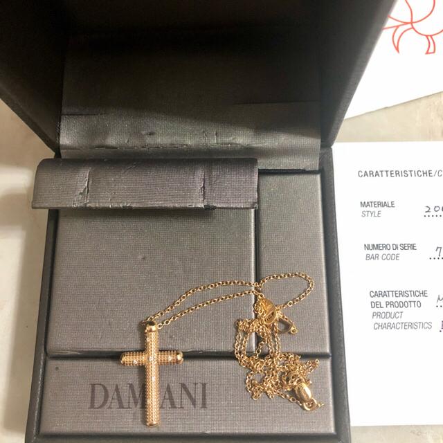 Damiani(ダミアーニ)のダミアーニ  メトロポリタン Damiani  METROPOLITAN 中田 レディースのアクセサリー(ネックレス)の商品写真