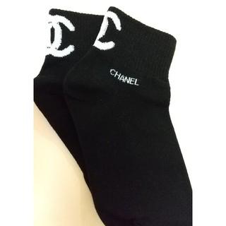 シャネル(CHANEL)の靴下(ソックス)