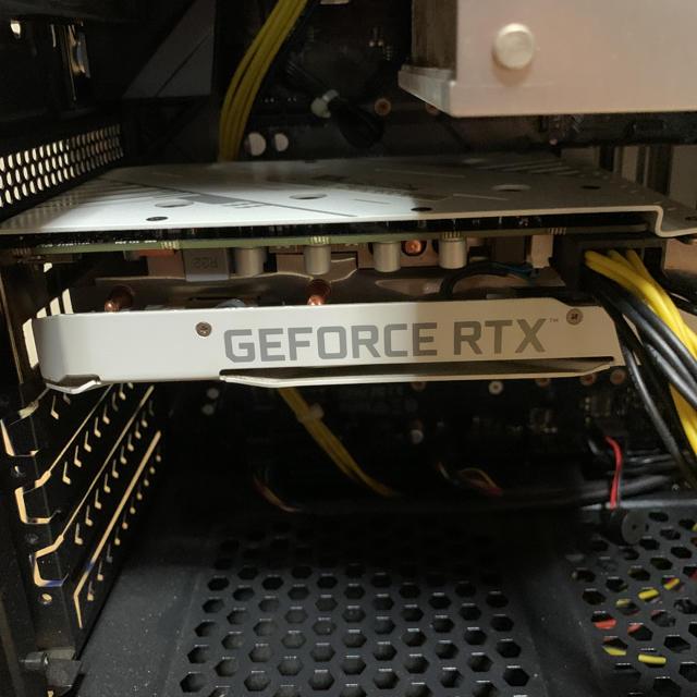 rtx2060 訳あり スマホ/家電/カメラのPC/タブレット(PCパーツ)の商品写真