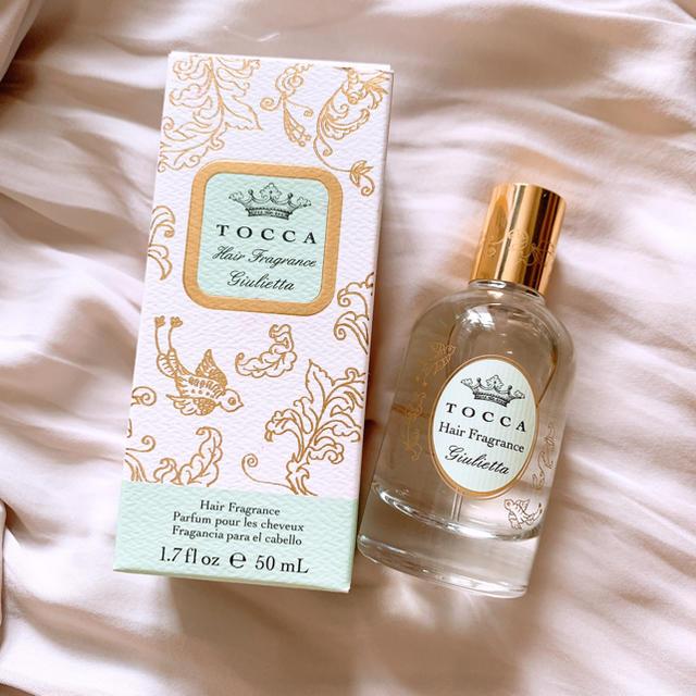 TOCCA(トッカ)のTOCCA ヘアフレグランスミスト ジュリエッタの香り コスメ/美容のヘアケア/スタイリング(ヘアウォーター/ヘアミスト)の商品写真