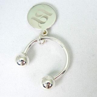 ティファニー(Tiffany & Co.)のTIFFANY/ティファニー 925 タグ キーリング[g225-26](キーホルダー)
