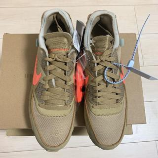 26.5cm Nike Off-White THE TEN AIR MAX 90(スニーカー)