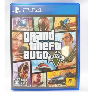 PlayStation4 - グランド・セフト・オートV  PS4 GTA5