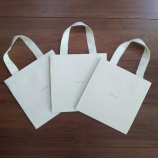 シロ(shiro)のshiro ショッパーバッグ ショップバッグ ショップ袋 ギフトバッグ シロ(ショップ袋)