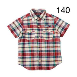ダブルビー(DOUBLE.B)の【新品】ミキハウス★ダブルビー★半袖シャツ★140(Tシャツ/カットソー)