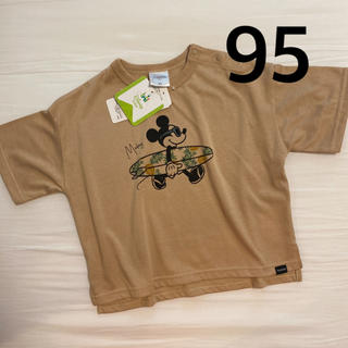 futafuta - 新品 フタフタ サーフミッキー Tシャツ 95