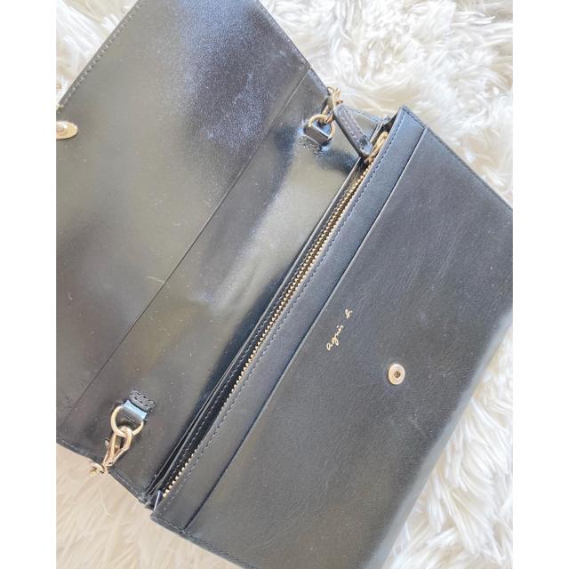agnes b.(アニエスベー)のagnes b. 2Wayウォレットバッグ レディースのバッグ(ショルダーバッグ)の商品写真
