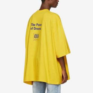 Balenciaga - BALENCIAGA バレンシアガ Tシャツ Power of Dreams