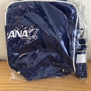 エーエヌエー(ゼンニッポンクウユ)(ANA(全日本空輸))のANA 全日空 ロゴプリント付き2wayバッグ(その他)